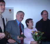 Eröffnung des MCS20 mit Schlüsselübergabe