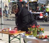 Projektvorstellung zum Stadtteilfest 2012 Foto: J. Jagßenties